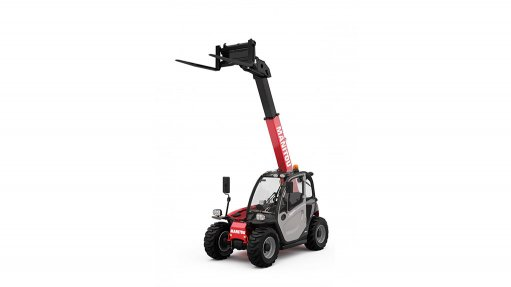 Manitou launches  new telescopic handler