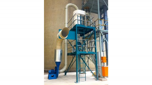 Roff Industries on reducing  dust explosion risks