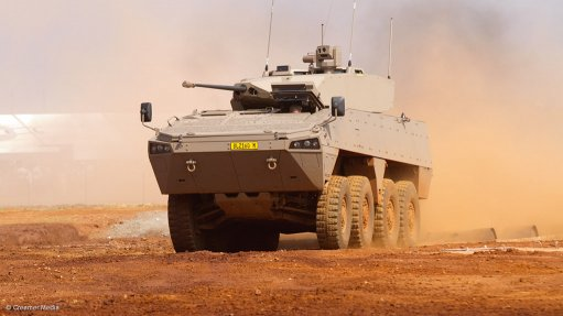 Denel is getting itself back on an even keel, but needs further government guarantees