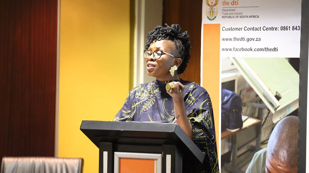 LERATO MATABOGE  As government, we need to look at our efficiencies in so far as how we are structured, and the support that is provided to export councils and vice versa