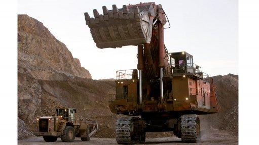 Mallay mine, Peru