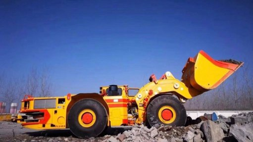 Young company to take on mining machinery  rivals; sets sights  on local assembly