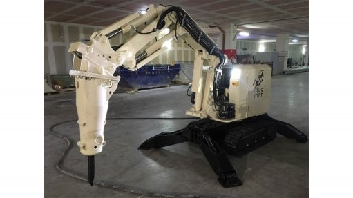 Tecman sees automation as a boon for mining