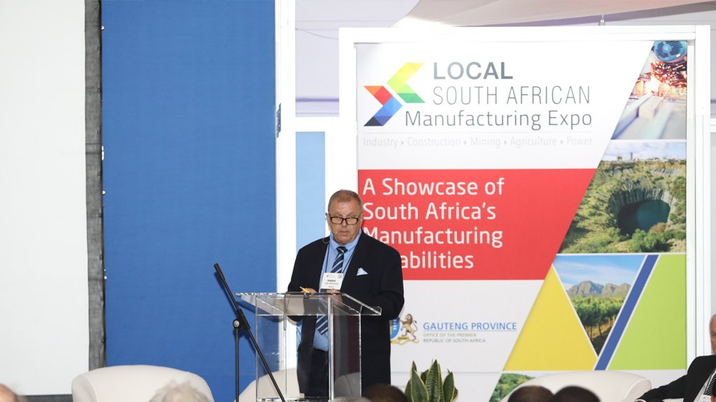 LOCAL IS LEKKER  The Local Southern African Manufacturing Expo will showcase local manufacturing capabilities across a variety of industry sectors