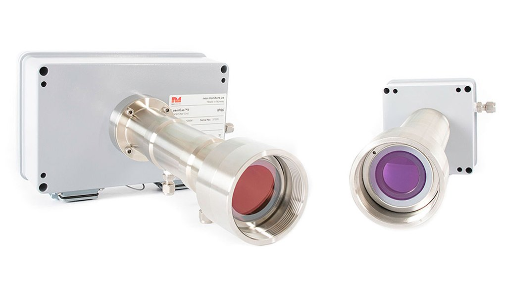 HYDROGEN ANALYSER Neo Monitors has developed a method of measuring hydrogen in situ – the LaserGas II SP H2