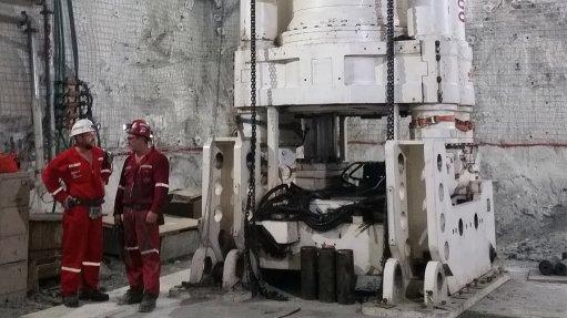 Zambia ventilation shaft project finalised