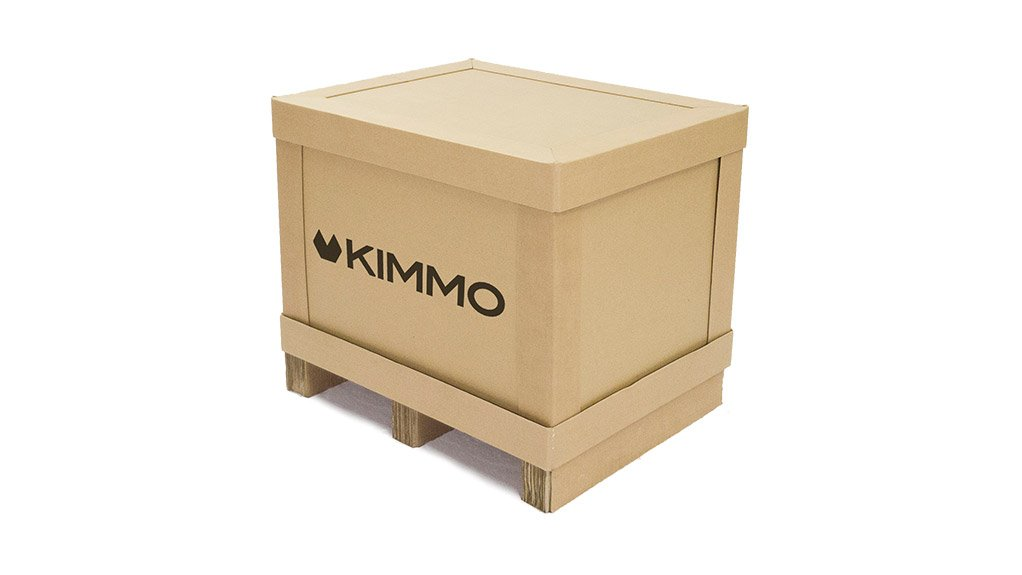 BIN IT The Kimmo Bin is a ISPM-15 compliant alternative to using wooden crates to transport food and pharmaceuticals