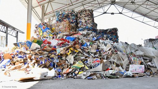 Mpact trials aluminium, plastic recyclate construction board manufacturing