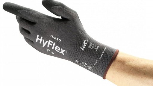 New-generation glove improves miners' safety