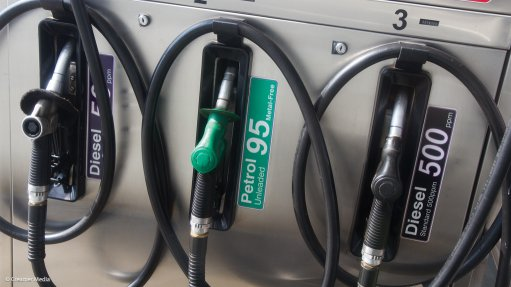 Fuel-price intervention will have 'no impact on fiscus'