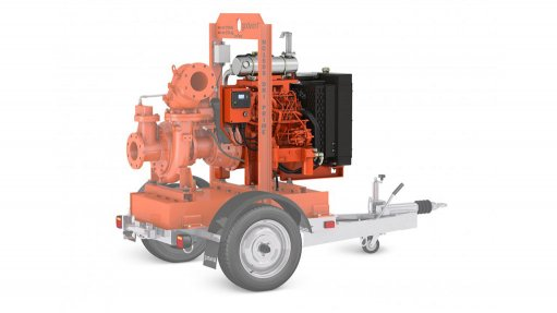 Pump offers new levels of control, efficiency  and protection