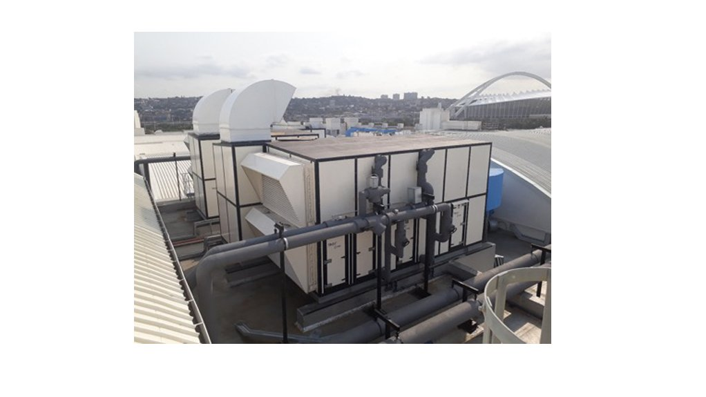 SUN COAST CASINOS Four TROX XeCube air handling units, comprising 47 filters to 49 filters have been installed at Sun Coast Casinos