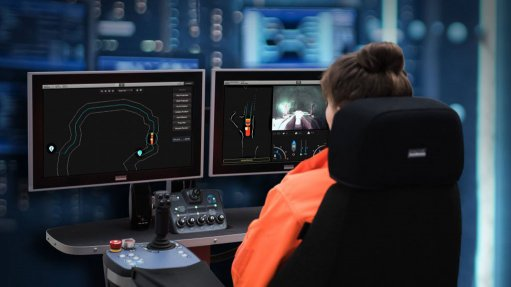 Boosting safety and productivity with Sandvik's automation solutions