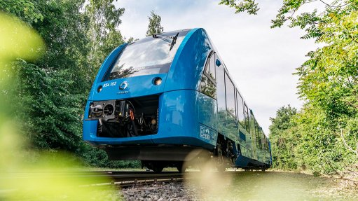 World's first hydrogen fuel cell train enters commercial service