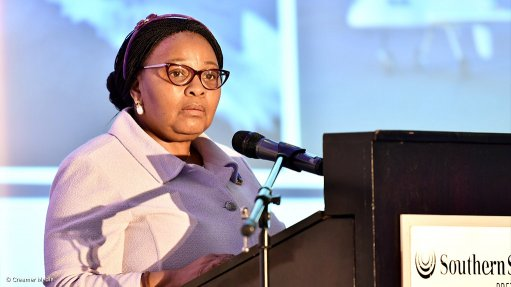 South African defence industry at a crossroads – Minister