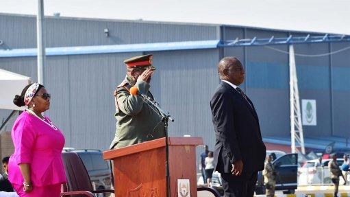 Ramaphosa salutes defence industry for economic input, jobs