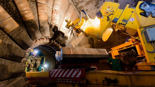 Metso Megaliner improves  safety, reduces downtime