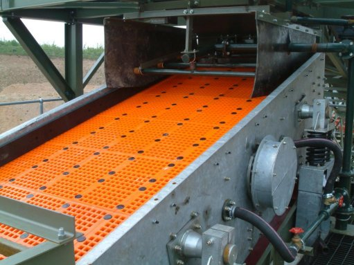New application to assist in selecting correct screening systems