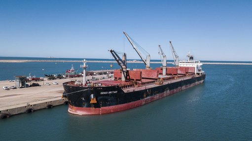 Ngqura Port celebrates milestone