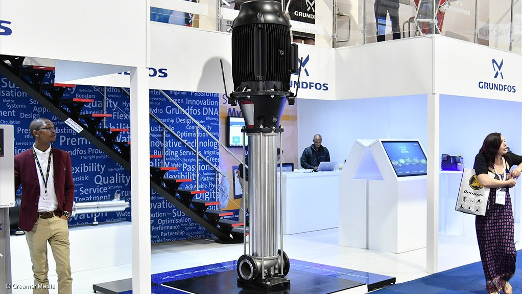 LIMITLESS The Grundfos CR in-line booster pumps range comes with multipump solutions