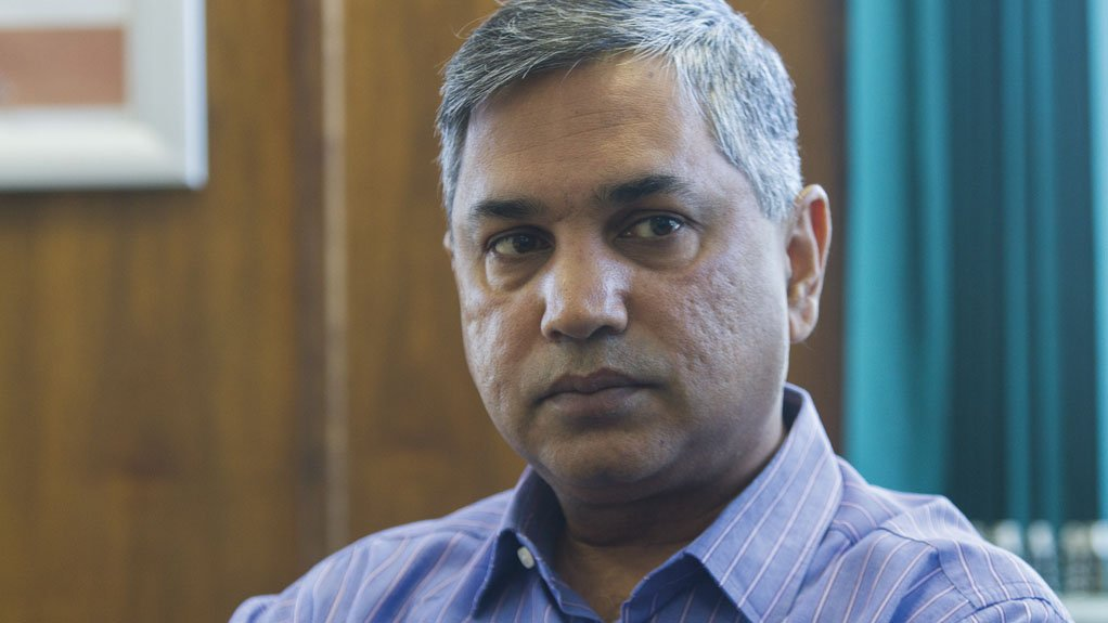 VINAY SOMERA Our intention is to prove the business case that South Africa can produce the best-quality components for the fuel cell using platinum-group metals