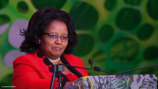Government announces memorial and funeral service dates for late Edna Molewa