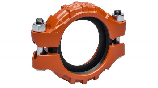 New coupling provides easy pipe joining solution