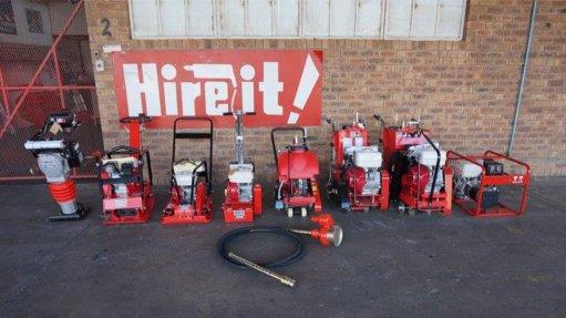 EARNING ITS STRIPES The Kwagga range of industrial-grade heavy duty equipment