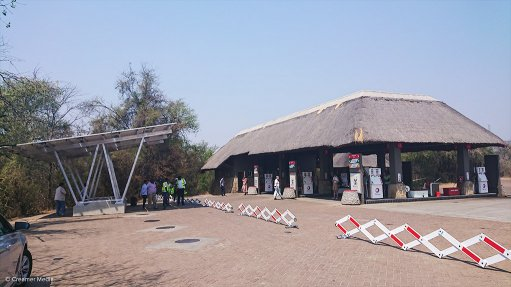 Total to roll out solar-powered service stations in Kruger National Park