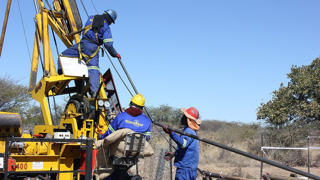 EXPLORATION MOD Resources has no plans to explore outside the Kalahari Copperbelt in Botswana at this stage