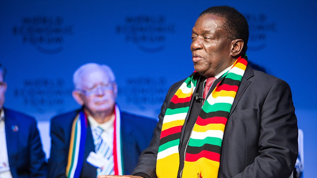 EMMERSON MNANGAGWA The newly elected Zimbabwean president and his administration seem to be making all the right noises