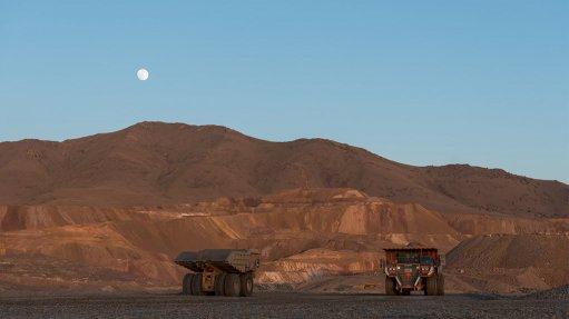 Tambomayo mine, Peru