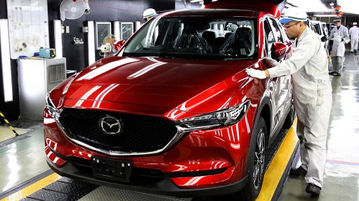 Mazda to deploy electrification in all of its production vehicles by 2030