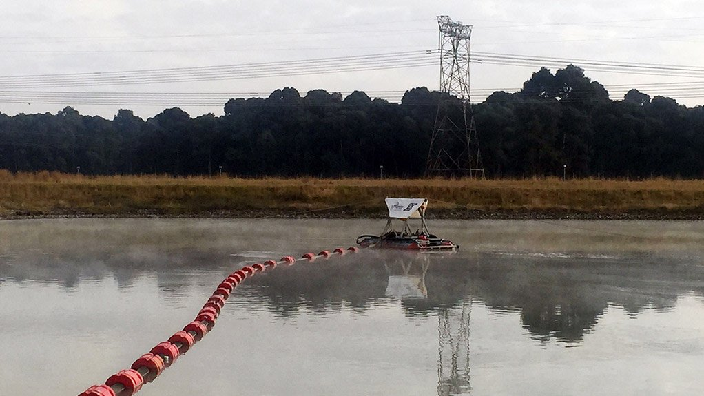 Integrated Pump Rental Slurrysucker Relieves Silting At Chrome Operation