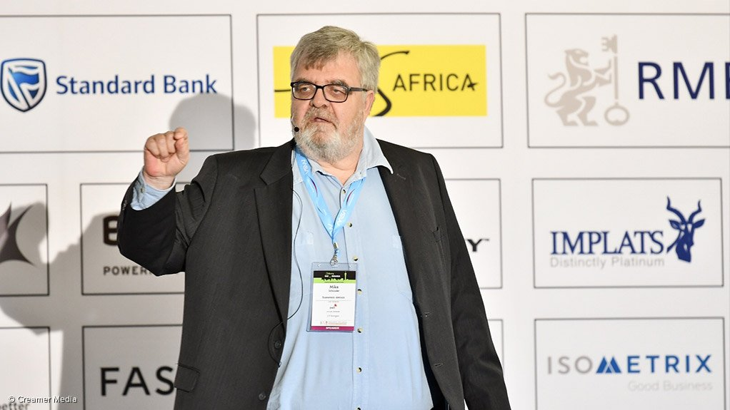 Economist Mike Schussler