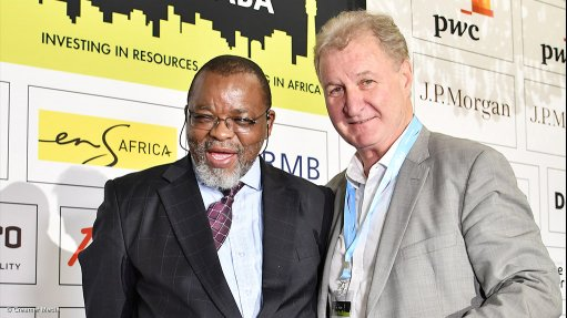 Mantashe calls for marketing of platinum