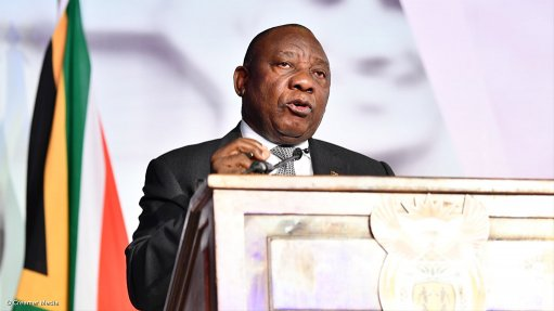 We are rooting out State capture, corruption to save and create jobs - Ramaphosa