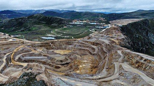 Coimolache mine, Peru