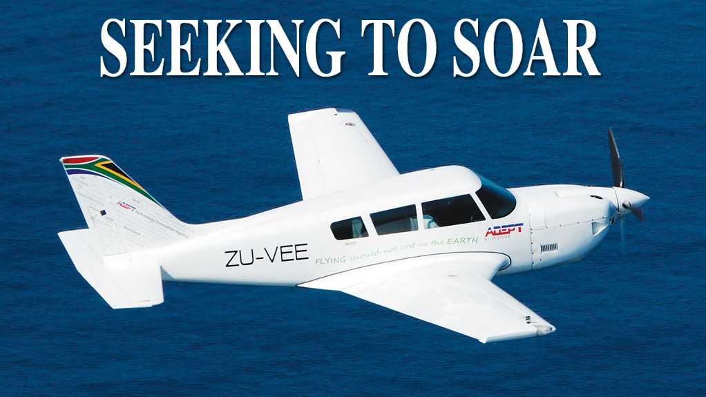 South Africa's civil aerospace industry seeks to grow