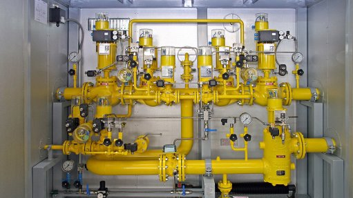 Automatic shut-off valves improve  plant safety