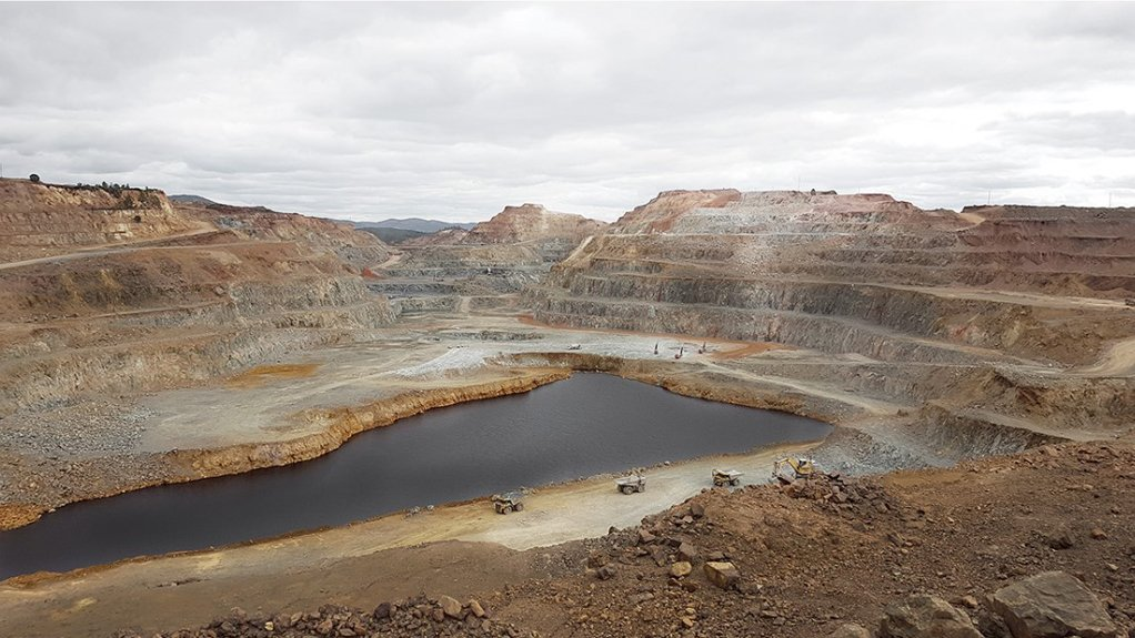 The Proyecto Riotinto mine, in Spain, reported record third-quarter output.