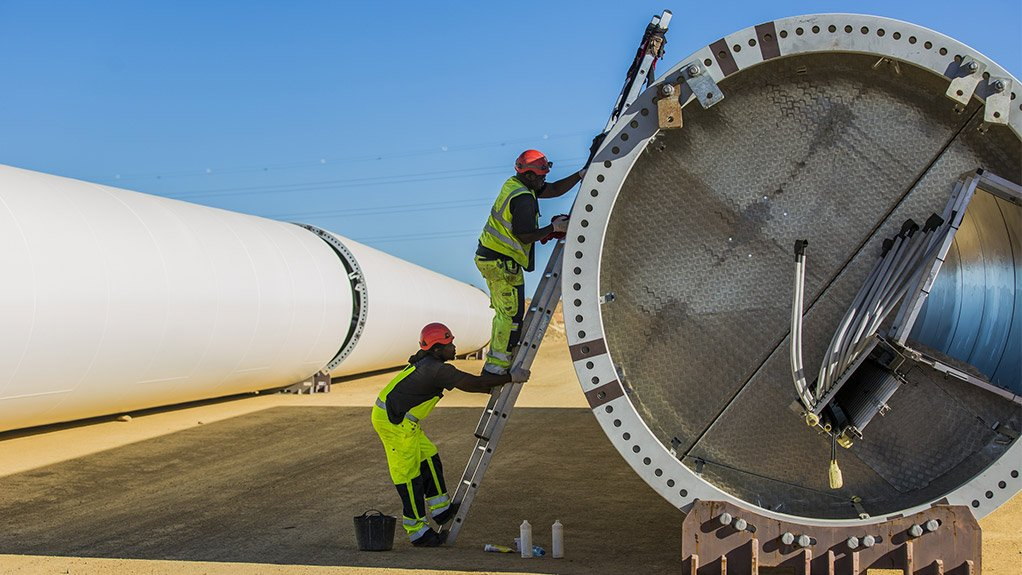 MONEY IN THE WIND Wind power is a significant foreign direct investment contributor and a driver of local socioeconomic growth in South Africa