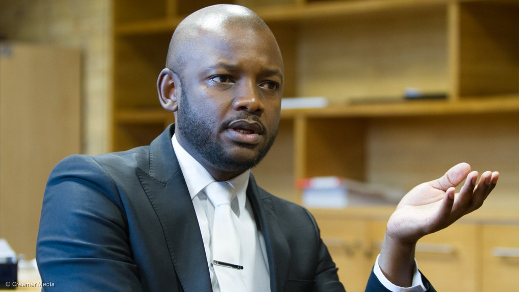Sanral CEO Skhumbuzo Macozoma