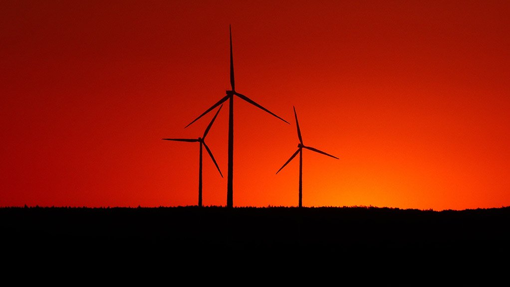 IN THE WIND The Klawer wind farm in the Western Cape is waiting for government to announce when its power purchase agreement and related contracts will be concluded before starting construction