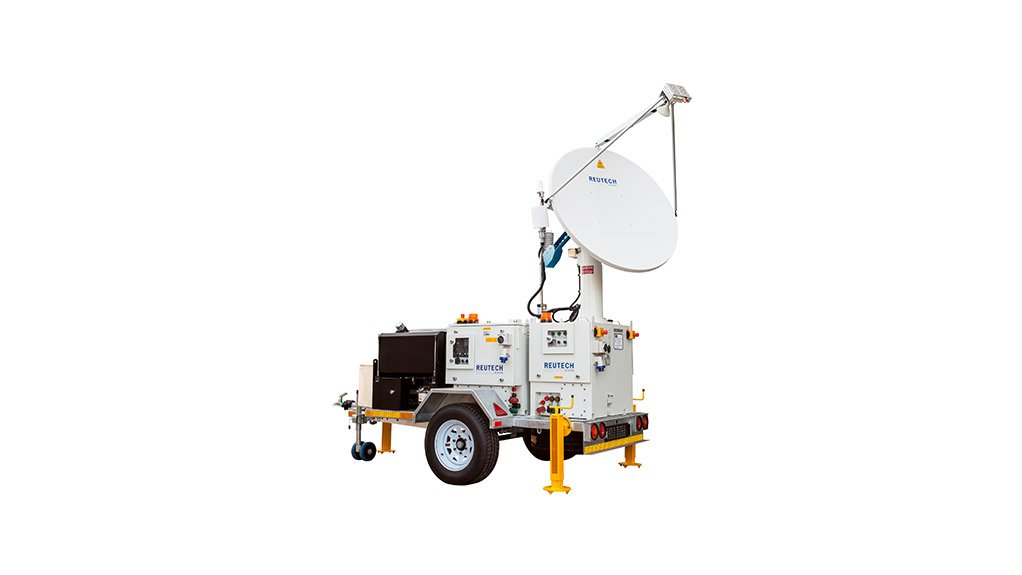 QUICK SCAN The Reutech Mining Movement and Surveying Radar is the fastest scanning real aperture radar capable of detecting submillimeter movement of up to 4 000 m away from the rock face
