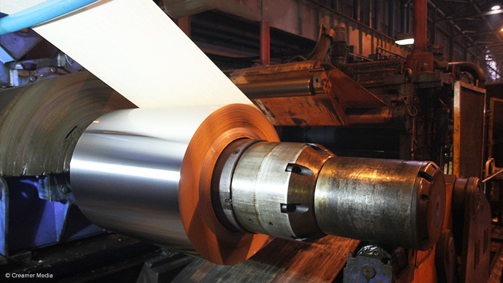 ROLLING Stainless steel is a durable low maintenance material