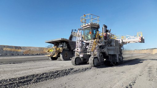 Surface miners  drive up savings  in coal mining