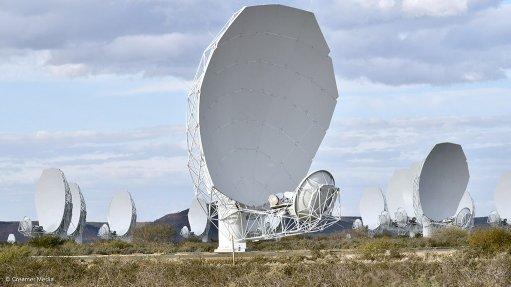 MeerKAT telescope described as 'a quantum leap forward'
