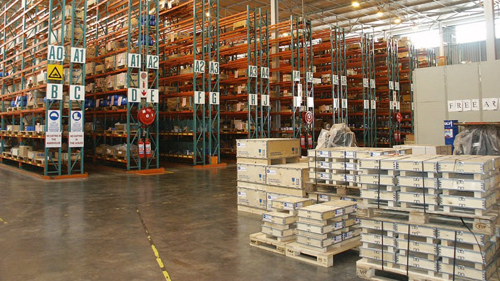 ORGANISATION  Companies should also pursue pre-planning, organising and labelling the racking system according to their products, as this can prevent a warehouse from becoming disorganised