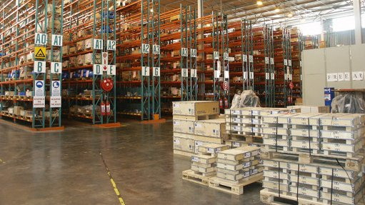 Storage shelving, better option for plastic pallets